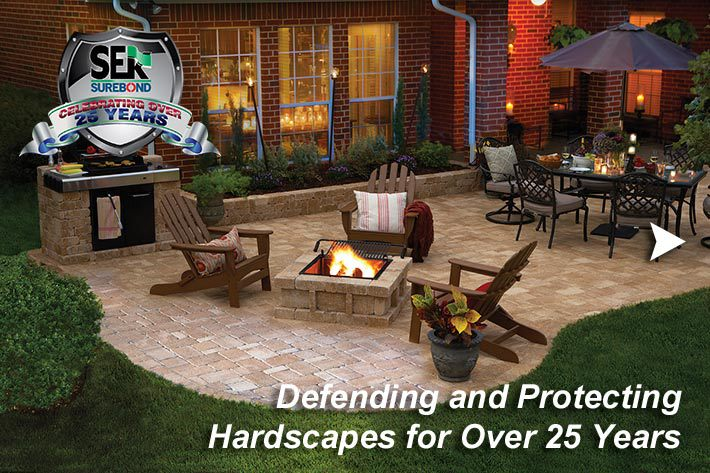 Patio Restoration/Hardscape Enhancement